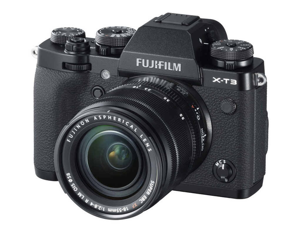 Фотоаппарат Fujifilm X-T3 Kit Black