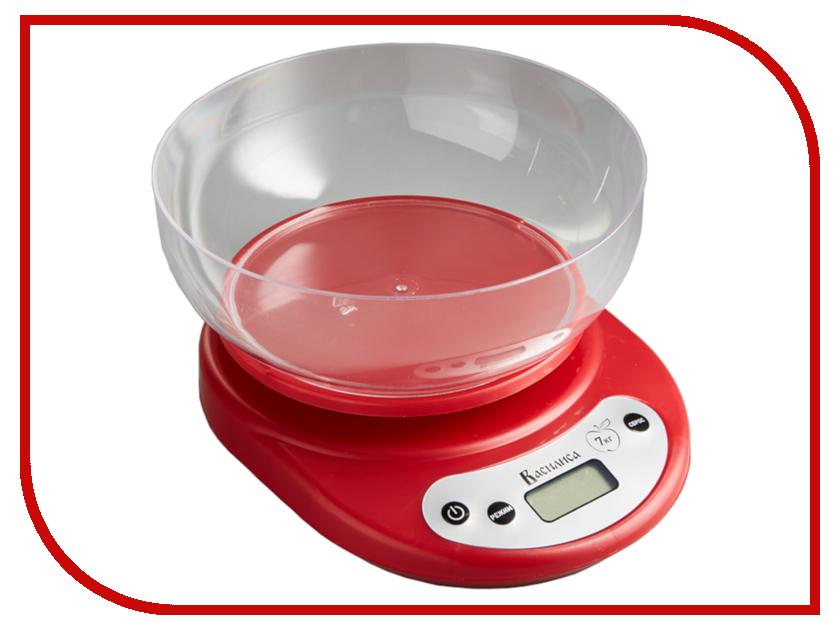 Весы Василиса ВА-010 Red чайник василиса ва 1022 brown