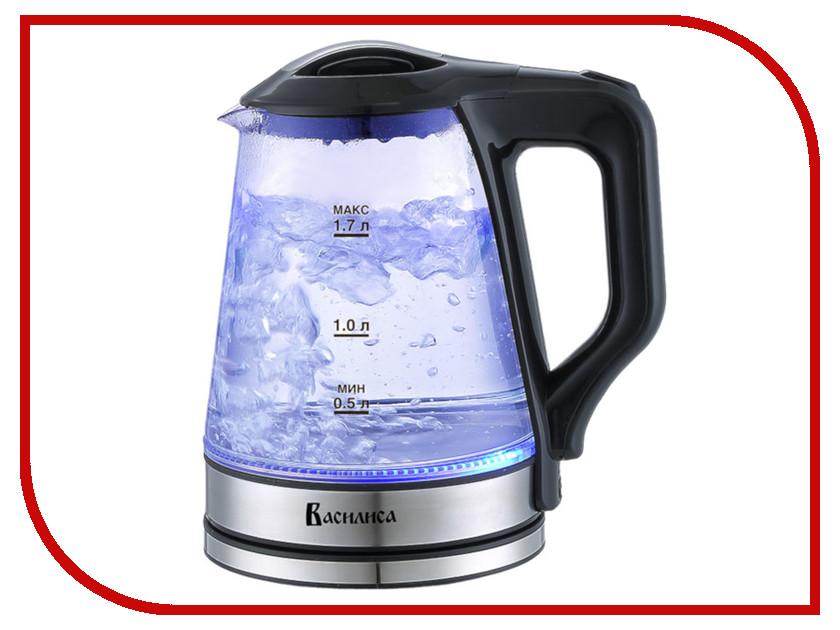 Чайник Василиса ВА-1030 Black чайник василиса т32 2000