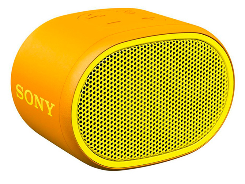 Колонка Sony SRS-XB01 Yellow