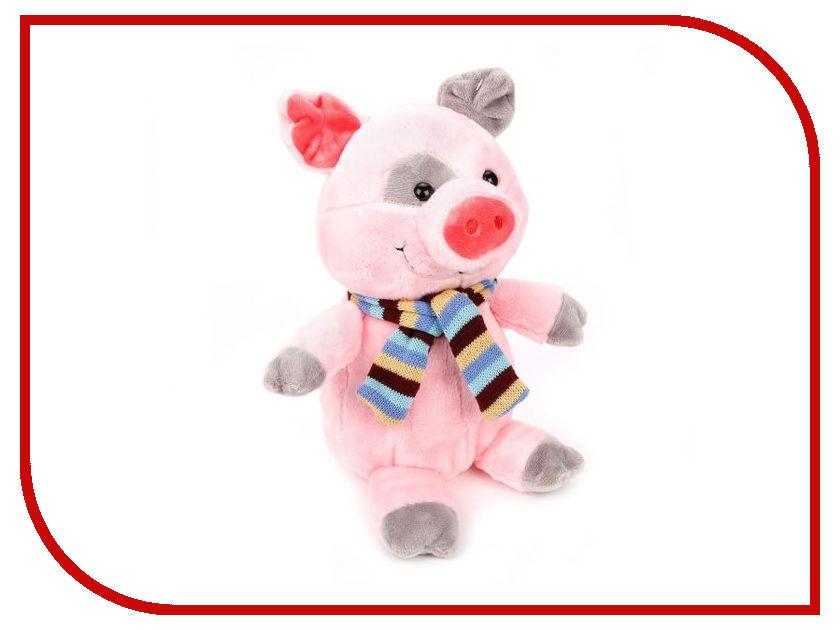 Игрушка Fluffy Family Поросенок-малыш с шарфом 25cm 681539