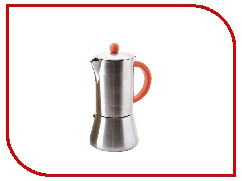 Кофеварка Gipfel Crupp 500ml на 10 порций Steel-Red 5318
