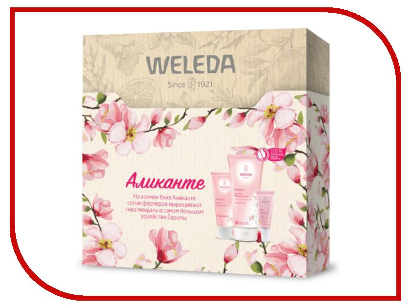 Подарочный набор Weleda Аликанте 0163 comforty аликанте 75 п белая