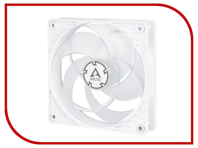 Вентилятор Arctic P12 PWM White-Transparent Retail ACFAN00131A адаптер wi fi upvel ua 371ac arctic white ua 371ac arctic white
