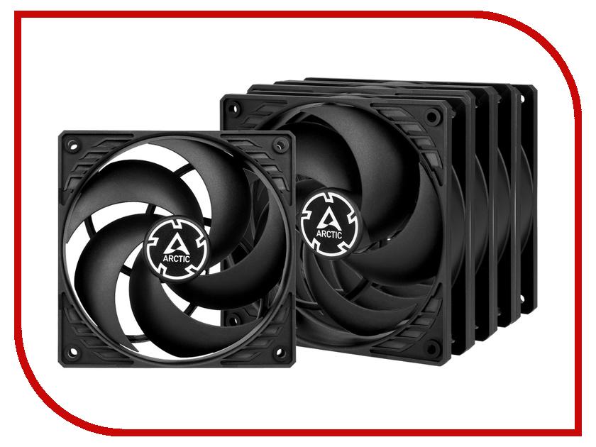 все цены на Вентилятор Arctic P12 PWM PST Value Pack Black ACFAN00137A