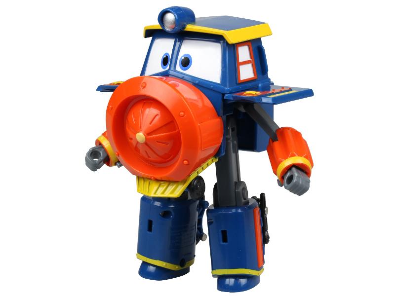 Робот SilverLit Robot Trains Виктор 80168RT