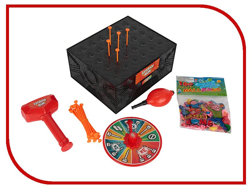 Настольная игра S+S toys Взрывной ящик es200153721 игра s s toys касса 100622234