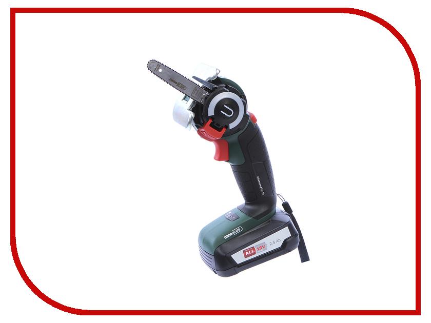 Пила Bosch AdvancedCut 18 06033D5101 электрическая цепная пила bosch advancedcut 18 set дл шин 10 25cm