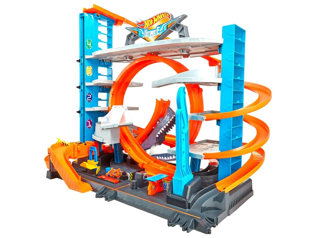 Игрушка Mattel Hot Wheels City HW Ultimate Garage FTB69