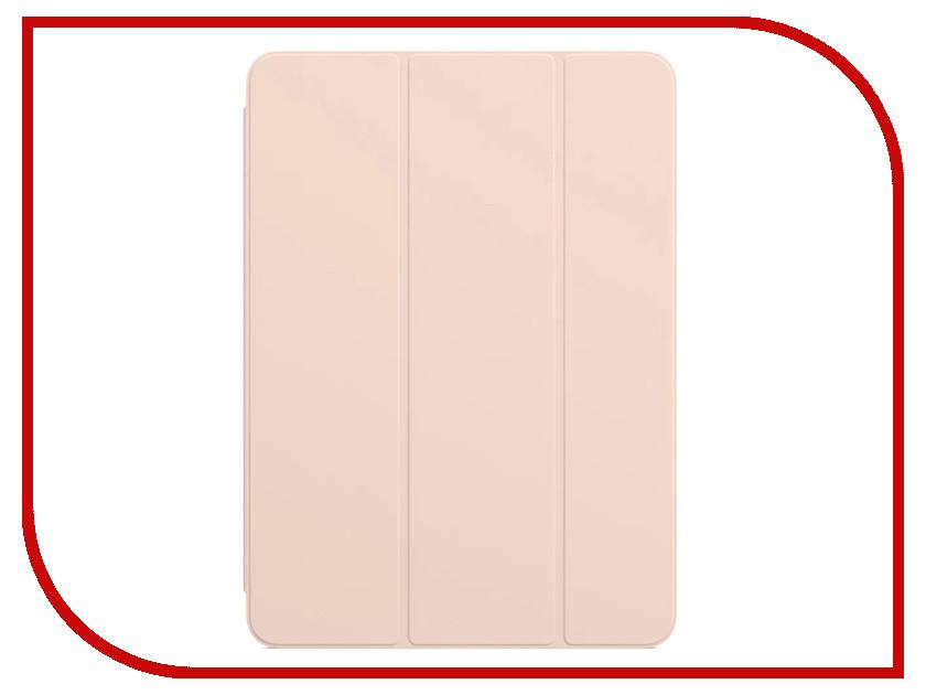 Аксессуар Чехол APPLE iPad Pro 11 Smart Folio Pink Sand MRX92ZM/A аксессуар чехол macbook pro 13 speck seethru pink spk a2729