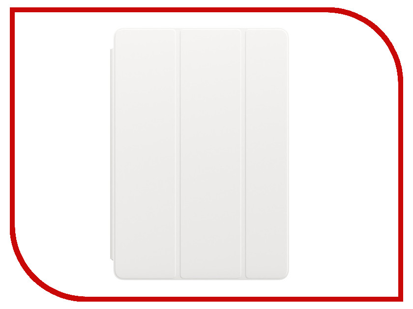 Аксессуар Чехол APPLE Pad Pro 10.5 Smart Cover White MU7Q2ZM/A аксессуар чехол apple ipad pro 12 9 smart folio white mrxe2zm a
