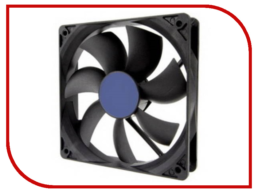 Вентилятор ACD 120mm ACD-F1225BH3-A аксессуар acd titan lightning usb a 1 0m blue black acd u927 p5l