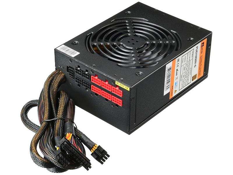 Блок питания ACD PUO1050V-G 1050W 80+ Gold вентилятор acd 120mm acd f1225hm4 a