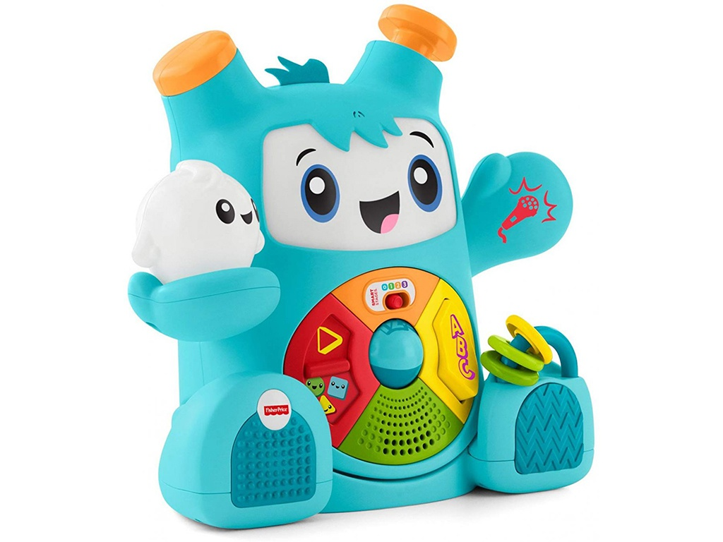 Игрушка Mattel Fisher-Price Роккит и Спарки FXD10