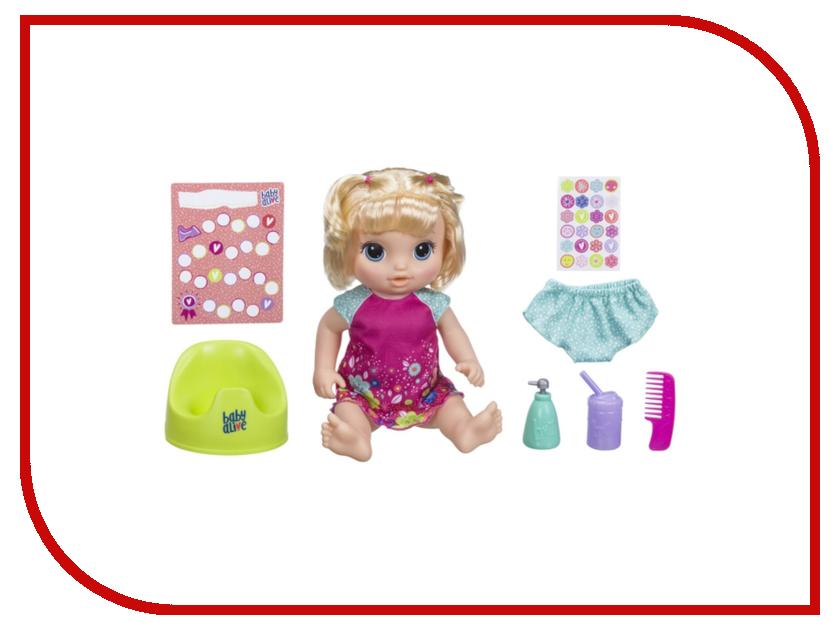 Игрушка Hasbro Танцующая Малышка Блондинка E0609RS0 цена