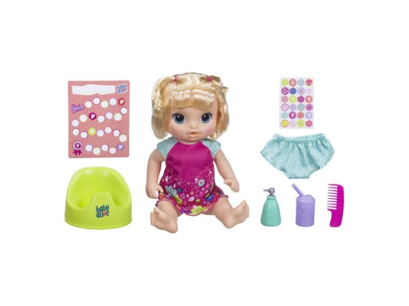 Игрушка Hasbro Танцующая Малышка Блондинка E0609RS0