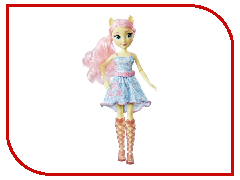 Игрушка Hasbro Кукла Equestria Girls E0349EU4 hasbro kre o cityville вторжение строители hasbro