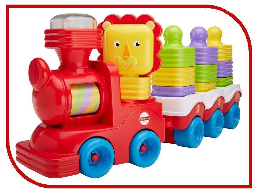 Игрушка Mattel Fisher-Price Поезд в джуглях DRG33 интерактивный поезд перси fisher price
