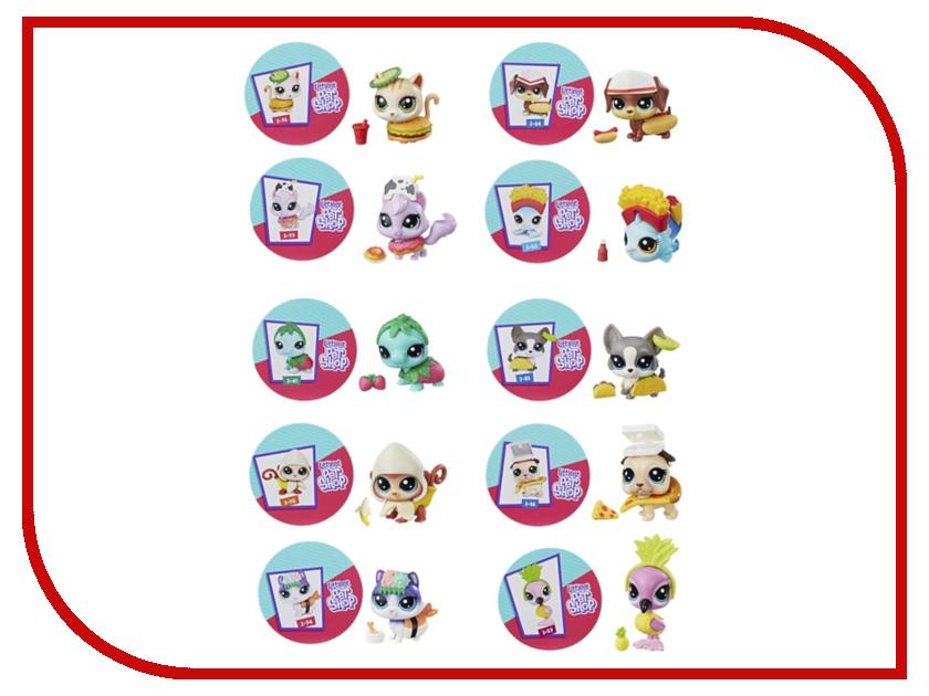 Игрушка Hasbro Littlest Pet Shop Пет в консервной баночке E5216EU4 hasbro фигурка littlest pet shop страус