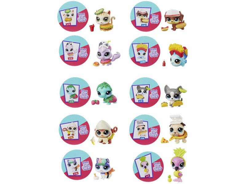 Игрушка Hasbro Littlest Pet Shop Пет в консервной баночке E5216EU4