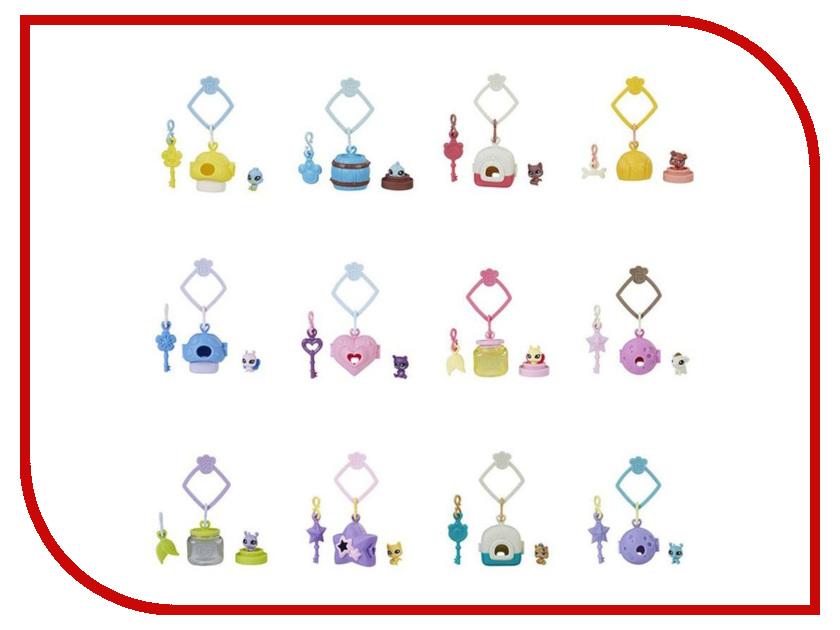 Игрушка Hasbro Littlest Pet Shop в стильной коробочке E2875EU4 hasbro hasbro коллекционная фигурка littlest pet shop 11 шт