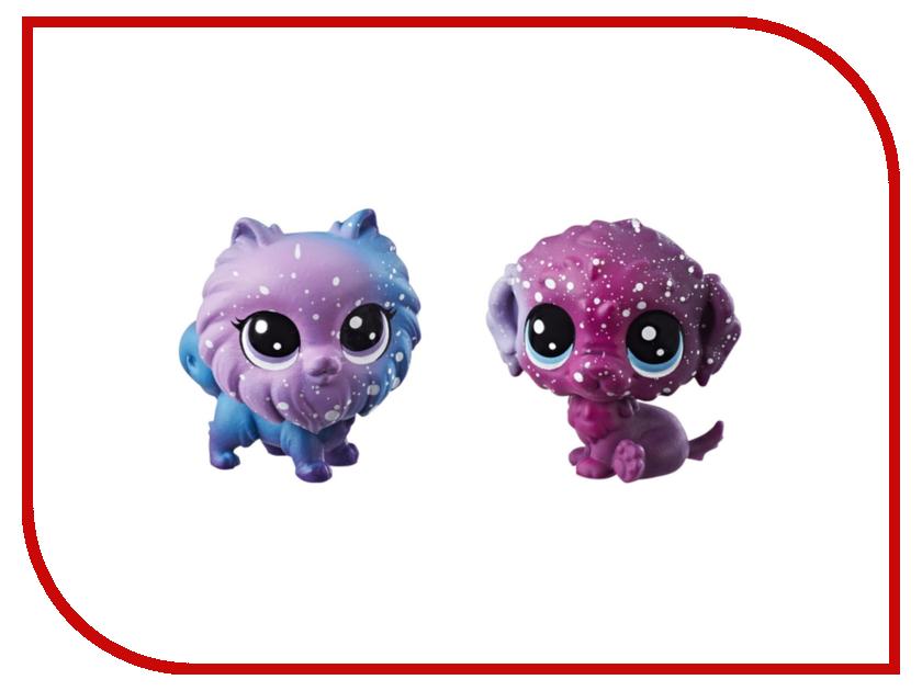 Игрушка Hasbro Littlest Pet Shop 2 космических Пета E2128EU4 академия групп жесткий пенал littlest pet shop