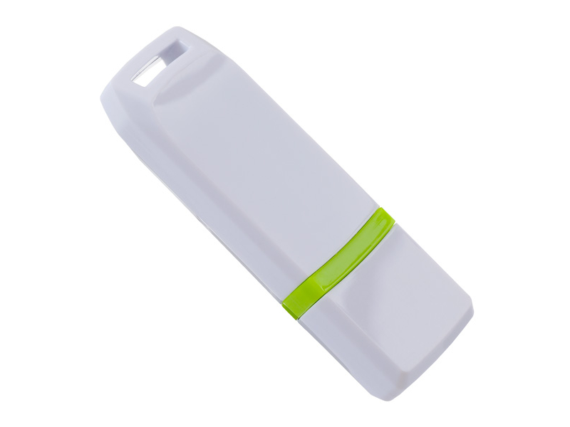 USB Flash Drive 4Gb - Perfeo C11 White PF-C11W004