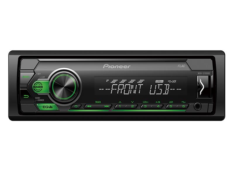 купить Автомагнитола Pioneer MVH-S110UBG онлайн