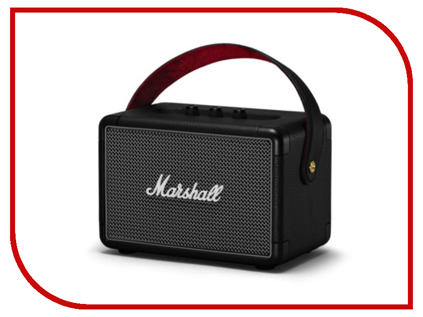 Колонка Marshall Kilburn II Black акустика 2 1 marshall kilburn cream
