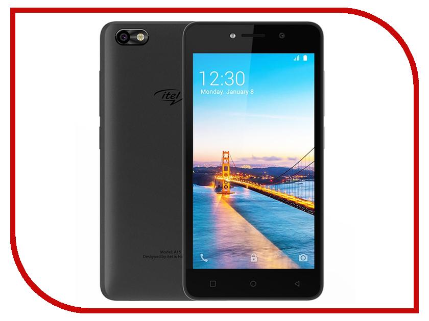 Сотовый телефон Itel A15 Black сотовый телефон senseit t100 black