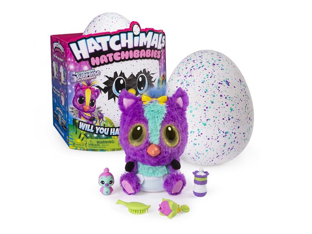 Игрушка Hatchimals Hatchy-малыш 19133-PON