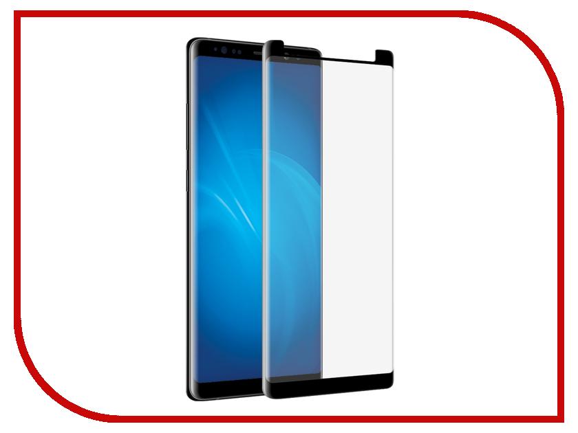 Аксессуар Защитное стекло Samsung Galaxy S8/S9 CaseGuru 3D Full Glue 0.33mm Black 103421