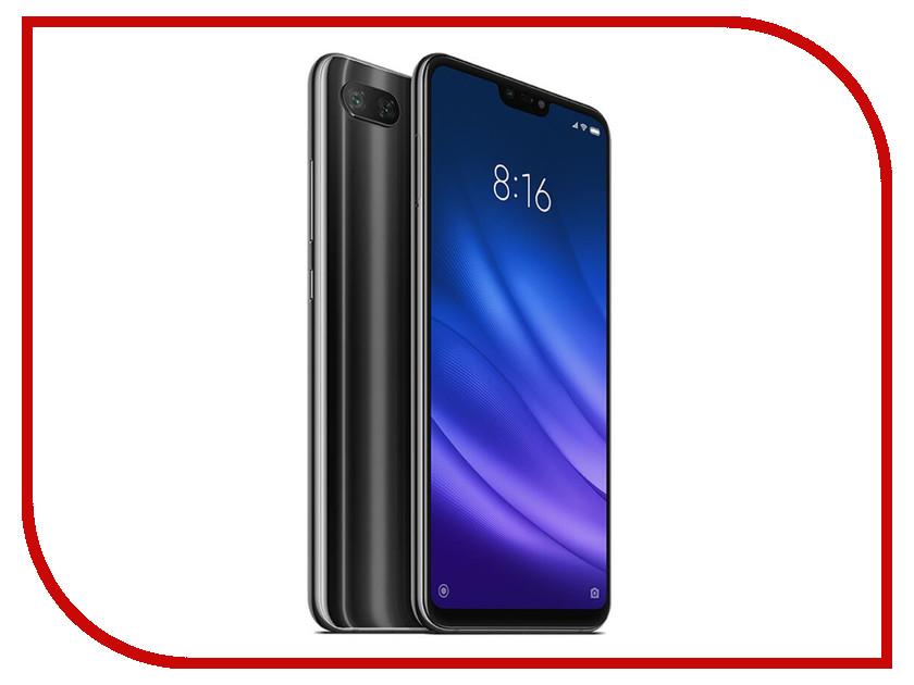 Сотовый телефон Xiaomi Mi8 Lite 6/128GB Black сотовый телефон htc u ultra 128gb brilliant black