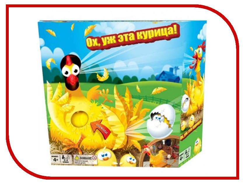 Настольная игра Ooba Ох уж эта курица NPD1404 настольная игра слово за словом ooba npd1100