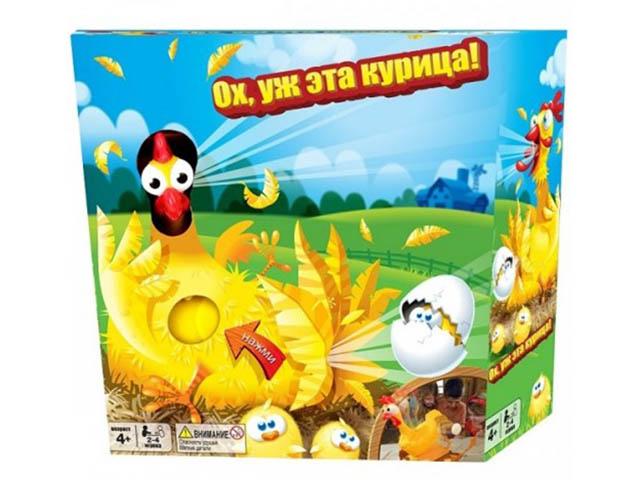 Настольная игра Ooba Ох уж эта курица NPD1404