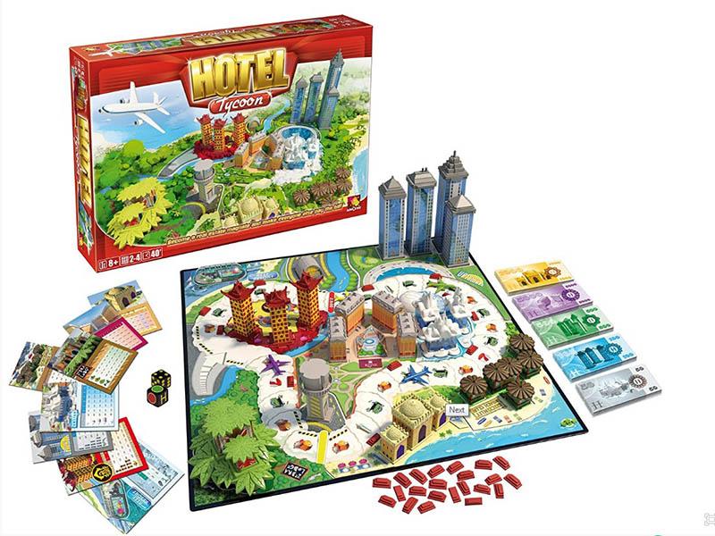 Настольная игра Ooba Hotel Tycoon NPD2050