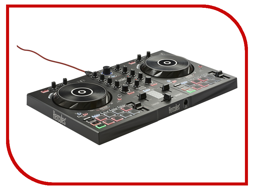 Dj контроллер Hercules DJ Control Inpulse 300 4780883 dj schwede dj schwede fascinated maxi single lp