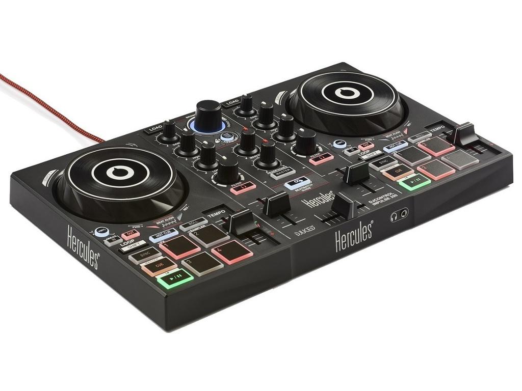 Dj контроллер Hercules DJ Control Inpulse 200 4780882
