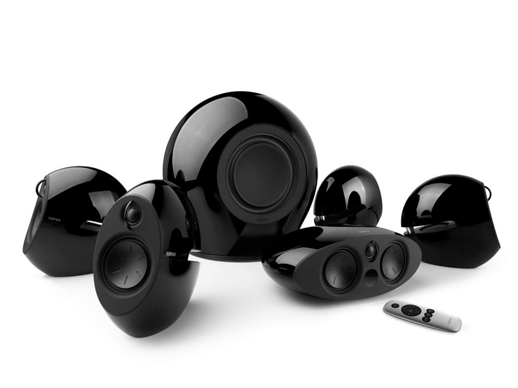 все цены на Колонка Edifier E255 Black онлайн
