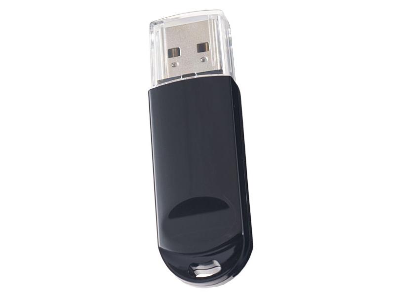 USB Flash Drive 16Gb - Perfeo C03 Black PF-C03B016 wild c03