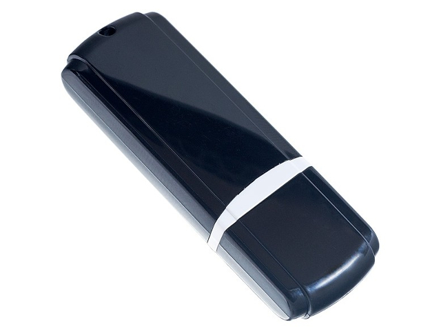 USB Flash Drive 16Gb - Perfeo C02 Black PF-C02B016