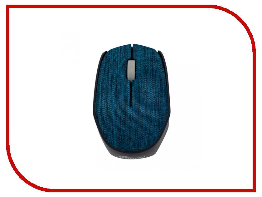 все цены на Мышь Ritmix RMW-611 Blue Fabric