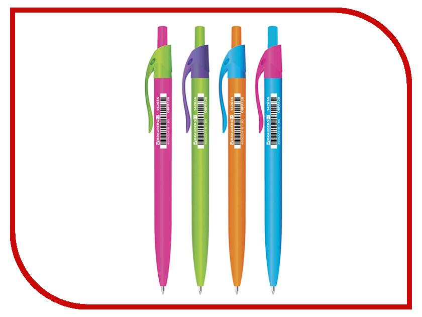 Ручка Brauberg Fruity RX 12шт OBPR128 mavala набор fruity kit