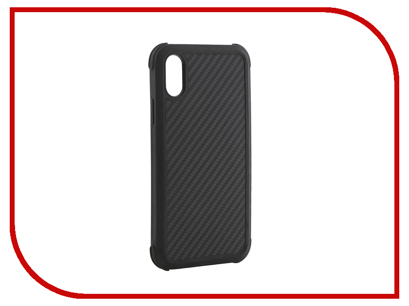Аксессуар Чехол для APPLE iPhone XS Pitaka MagCase Pro Black-Grey KI8001XSP аксессуар skyway r15 black grey s06301001