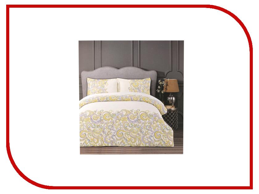Постельное белье Arya Simple Living Violeta Комплект 2 спальный TRK111300020435 цены онлайн