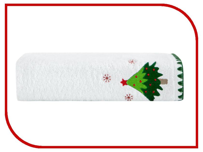Полотенце Arya Lucia Рождество С Вышивкой 50х90 TRK111300020693 полотенца arya полотенце ace цвет розовый 50х90 см