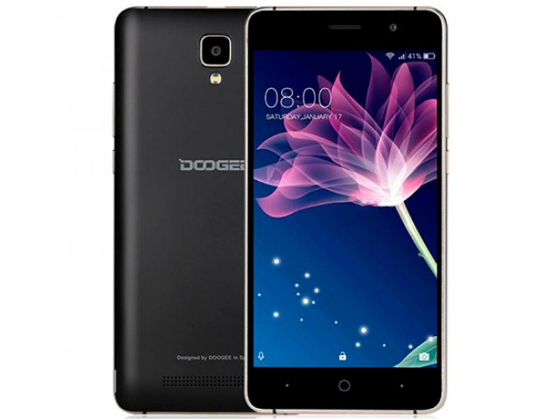 Сотовый телефон DOOGEE X11 Black цены