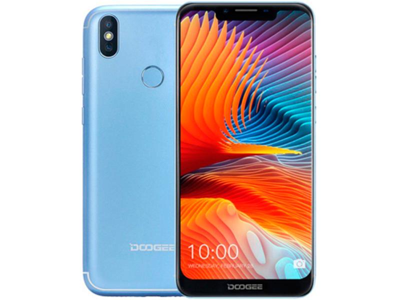 Сотовый телефон Doogee BL5500 Lite Blue