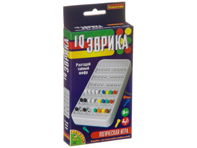 Настольная игра Bondibon IQ Эврика BB2505
