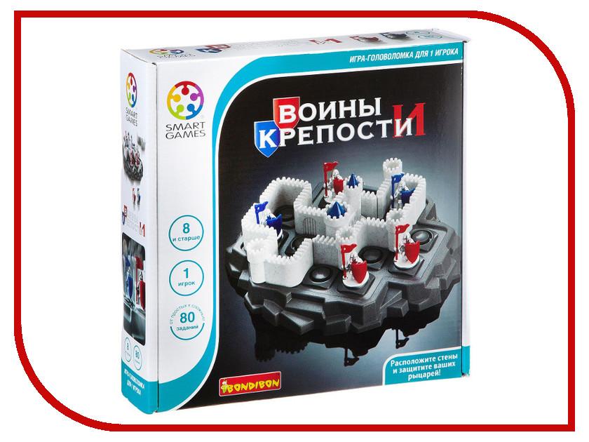 все цены на Настольная игра Bondibon Войны и крепости SG281 BB1882 онлайн